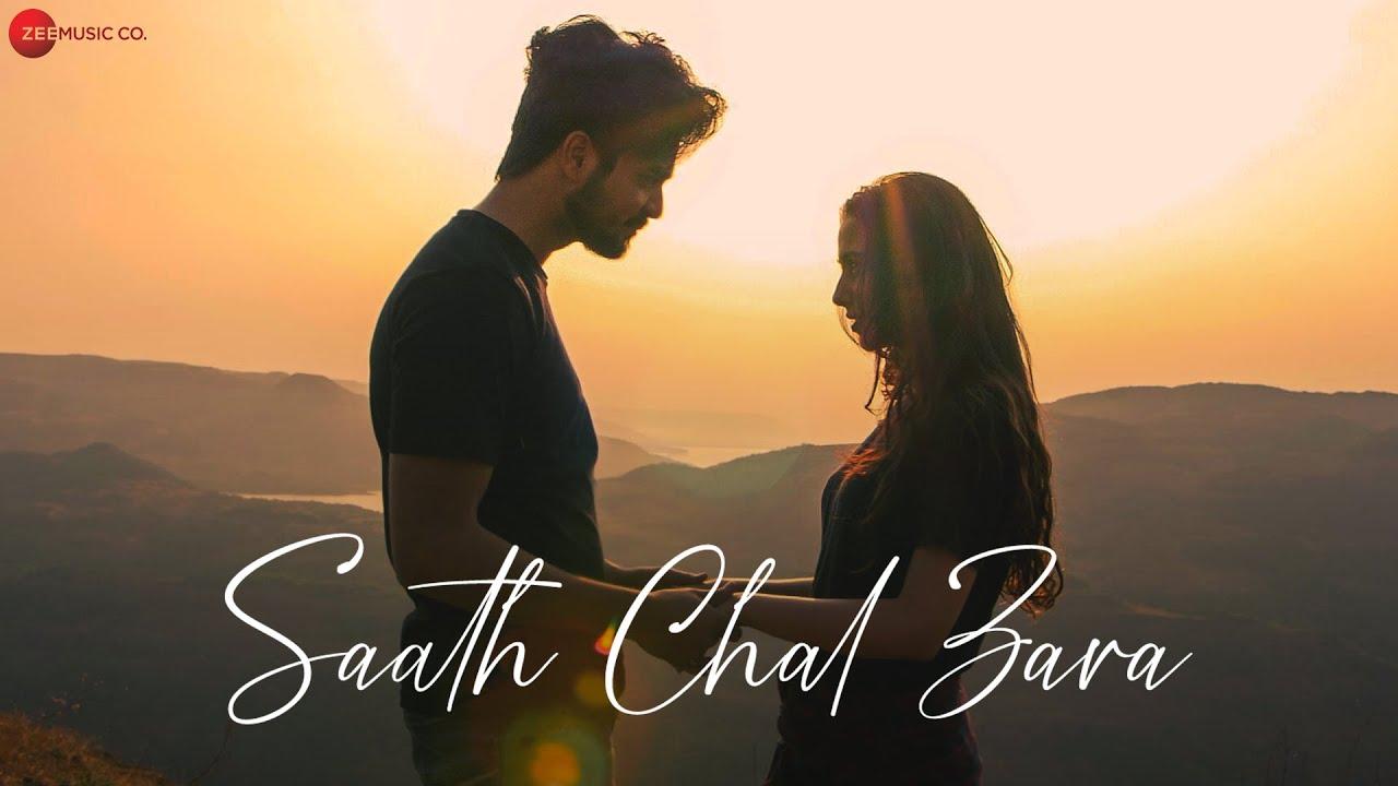 Saath Chal Zara Lyrics – Aryan Sharma