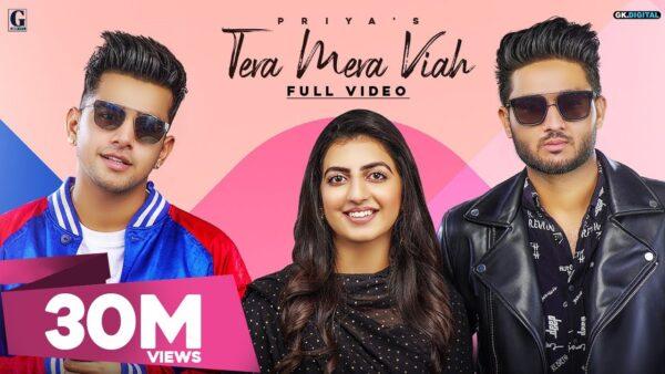 Tera Mera Viah Lyrics – Priya Ft. Rav Dhillon