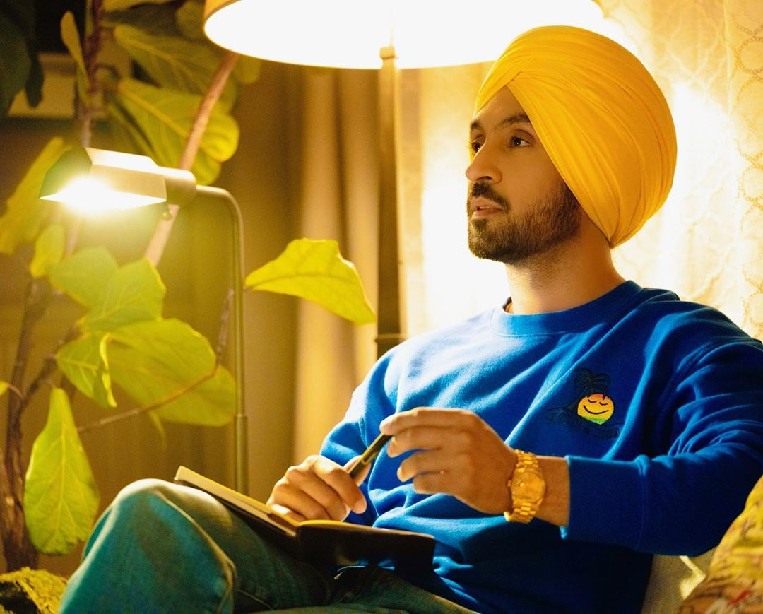 Track Suit Lyrics – Diljit Dosanjh Ft. Nimrat Khaira