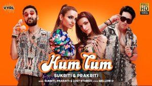 Hum Tum Lyrics – Sukriti Kakar & Prakriti Kakar