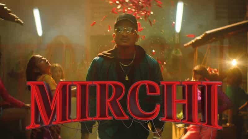 Mirchi Lyrics – DIVINE Ft. MC Altaf, Phenom, Stylo G