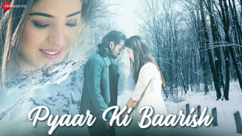 Pyaar Ki Baarish Lyrics – Sachin Kankerwal