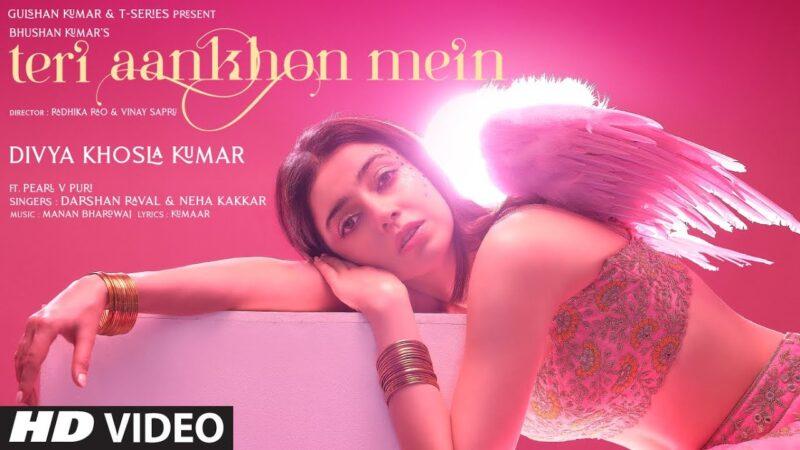Teri Aankhon Mein Lyrics – Darshan Raval & Neha Kakkar
