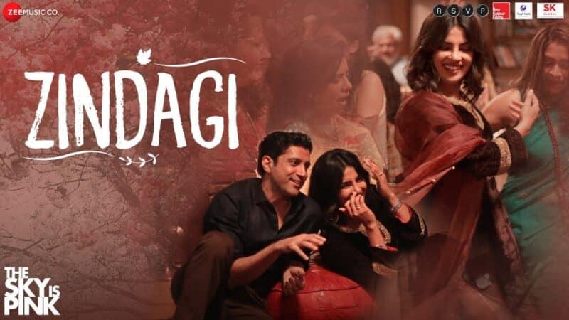 Zindagi Lyrics – Arijit Singh