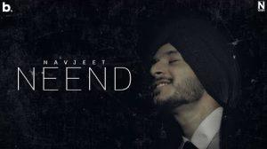 Neend Lyrics – Navjeet