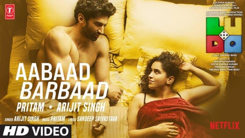 Aabaad Barbaad Lyrics – Arijit Singh