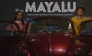 Mayalu Lyrics – Swoopna Suman | Ft. Dr.Trishala Gurung