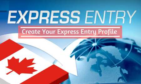 Create Express Entry Profile For Canada Express Entry Immigration Process