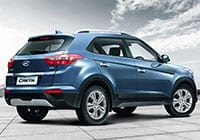 Hyundai Creta E+ Price in Nepal