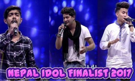 Nepal Idol Finalist 2017