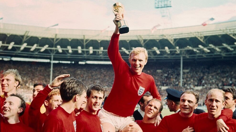 England's FIFA World Cup Records and Stastics From 1950 to 2018