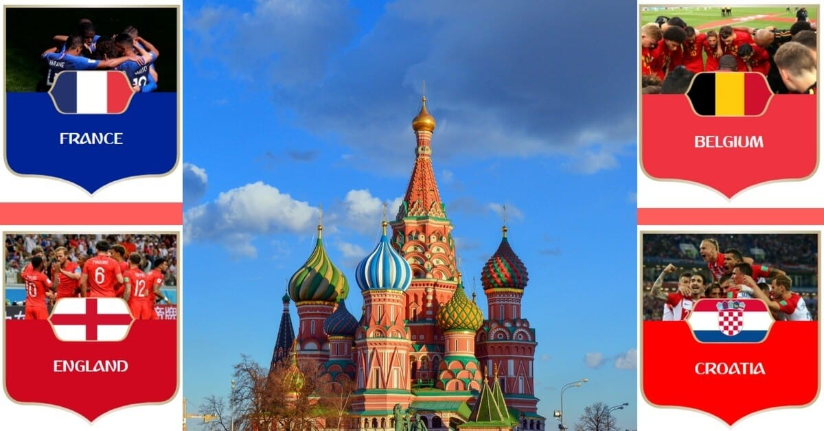 Apps To Watch FIFA World Cup 2018 Live Action in Russia