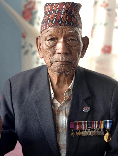 Late VC Tul Bahadur Pun