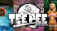 Check out all the new stuff we just got in from Tee Pee Records!