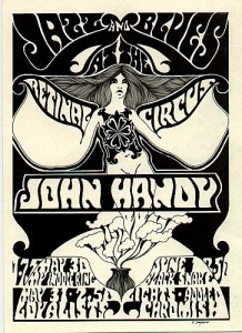JOHN HANDEY