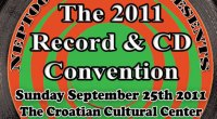 Sunday September 25th 2011 is our semi-annual Record & CD Convention at The Croatian Cultural Center (3250 Commercial Drive). Admission is $3 11am-5pm (No Early Bird!) For more info call us […]