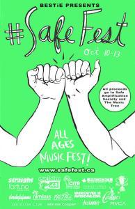 #Safe Fest Poster
