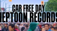 This Sunday (June 15th) is Car Free Day! We will have music all day long on our outdoor stage!Here's the timetable:12:00 pm – Factories & Alleyways – http://factoriesandalleyways.bandcamp.com/ 12:45 pm – Allen Forrester […]
