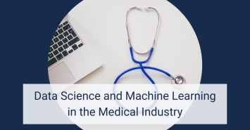 DS ML in medical industry