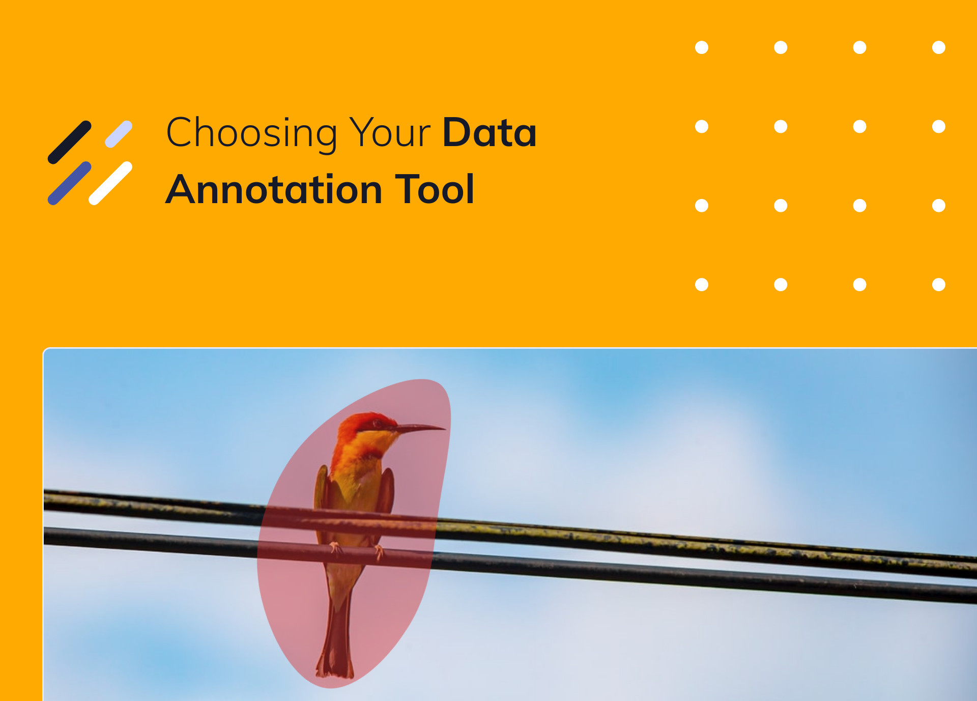 Deep Learning Guide: Choosing Your Data Annotation Tool