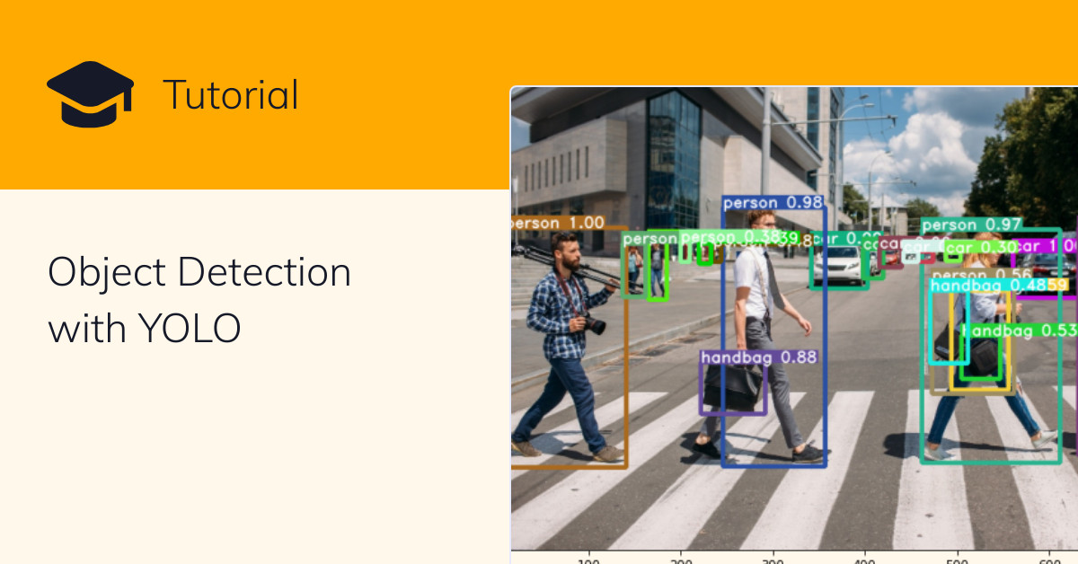 Object detection YOLO