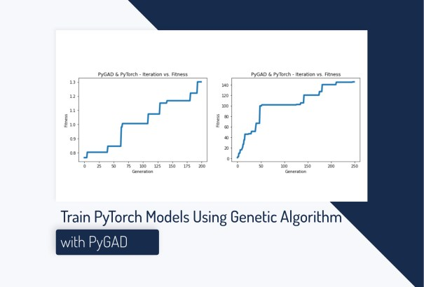 Train PyTorch Models with PyGAD