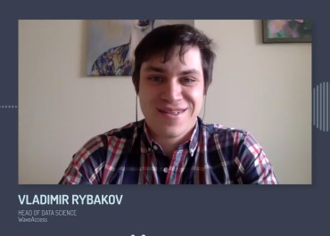 Interview with a Head of AI: Vladimir Rybakov