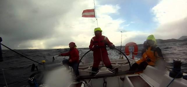Наш зимний яхтинг в Турции
