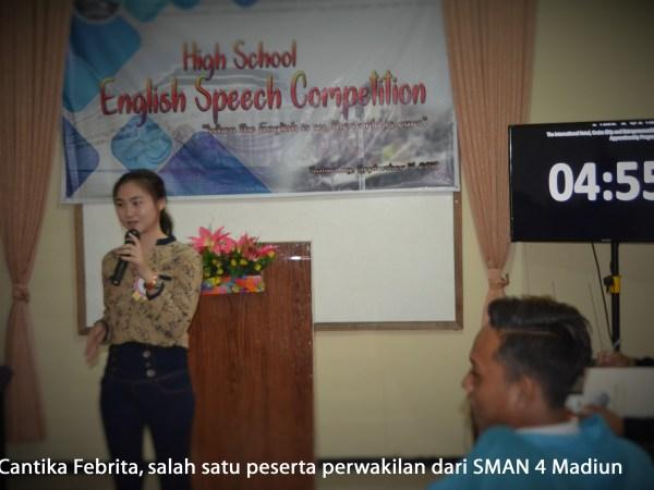"""""""High School English Speech Competition"""" tandai satu dekade NEPTUNE berkarya untuk bangsa sekaligus rayakan kemerdekaan RI ke-73"""