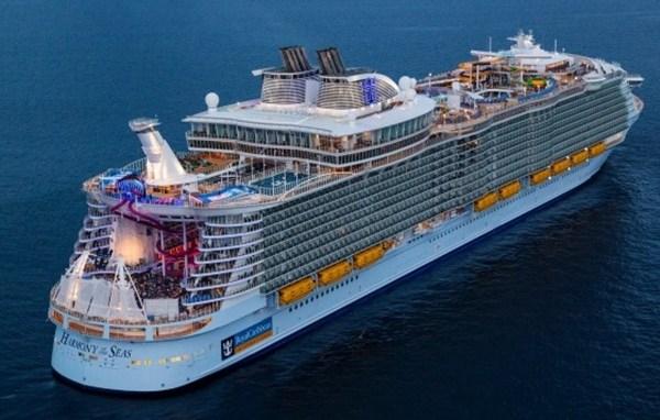 Harmony of the Seas, Kapal Pesiar Termewah dan Terbesar di Muka Bumi yang Bikin Lupa Daratan