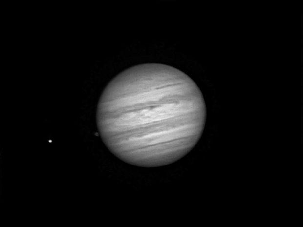 Jupiter par Nico