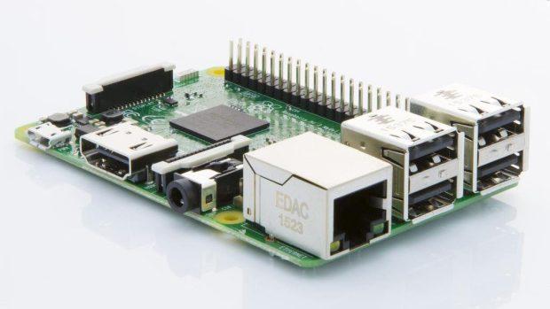L'AstroPiBox est basé sur un Raspberry Pi 3