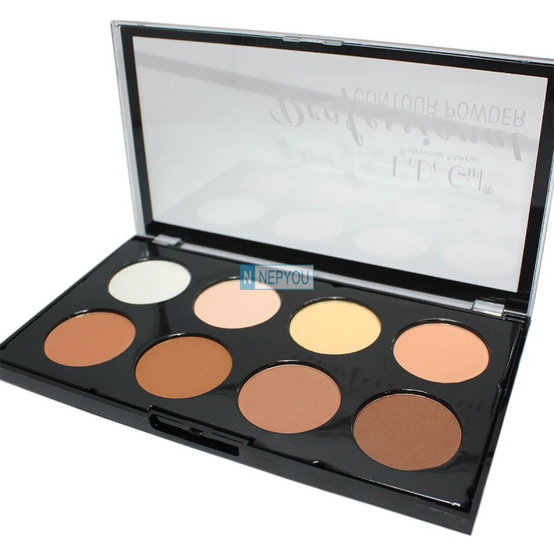 Shades Face Makeup Contour Powder