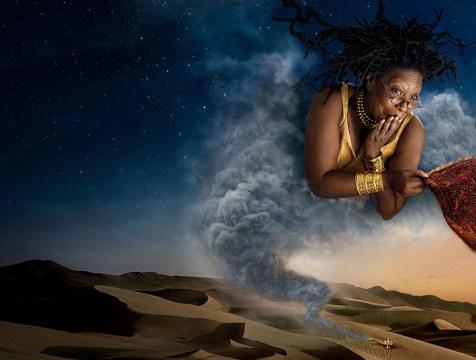 disney dream photo manipulation annie leibovitz 1