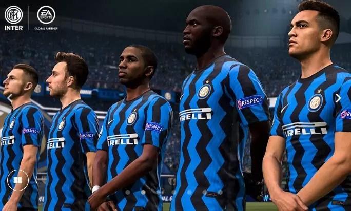 Inter FIFA EA Sports