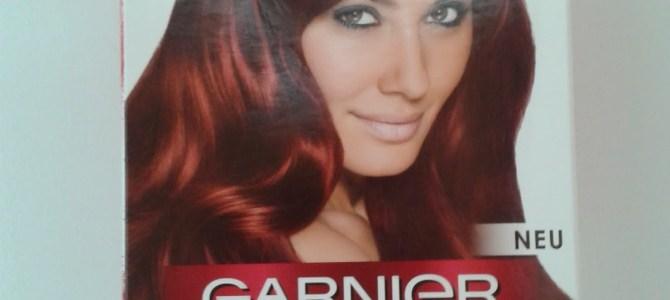 Nach Lila kommt Rot – Garnier Color Intense