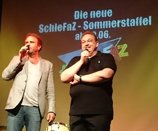 #SchleFaZ Club Tour 2017
