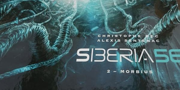 Siberia 56 Band 2: Morbius