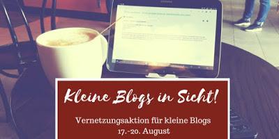 [ Aktion ] Kleine Blogs in Sicht