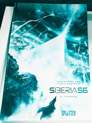Siberia 56 Splitter