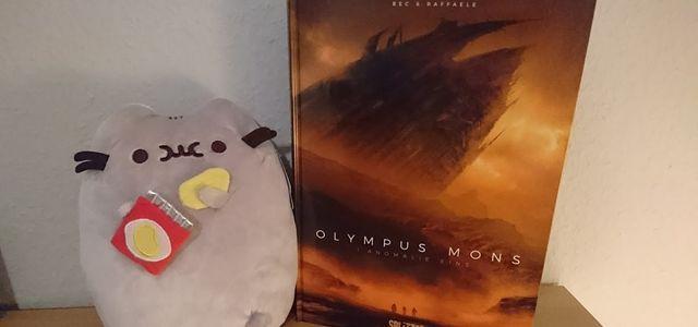 Olympus Mons: Anomalie Eins Band 1/3