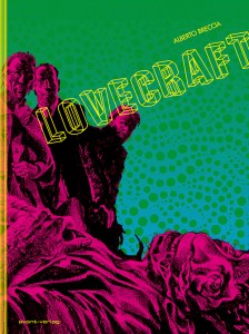 Lovecraft, Alberto Breccia, Avant-Verlag