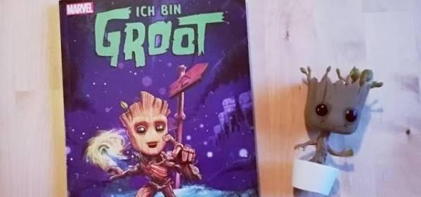 Ich bin Groot +Rezension+