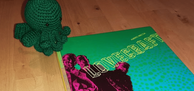 Lovecraft – Alberto Breccia +Rezension+