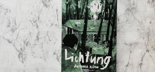Lichtung von Antonia Kühn +Rezension+