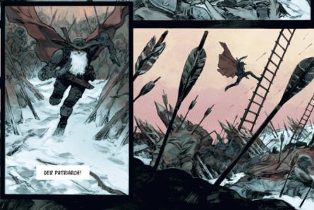 Chaos 1, Splitter Verlag, Ausschnitt Seite 4