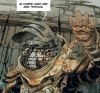 Chaos 1, Splitter Verlag, Ausschnitt Seite 8