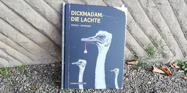 Dickmadam, die lachte +Rezension+