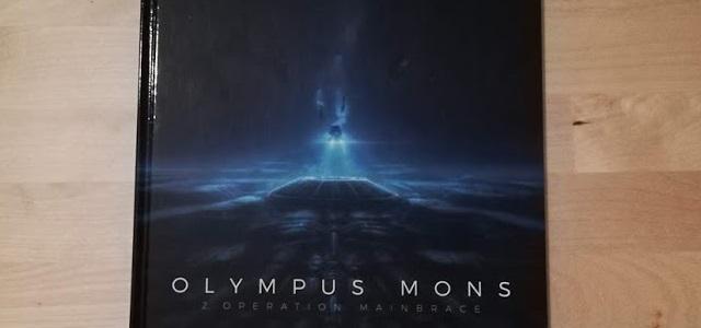 Olympus Mons 2, Splitter Verlag