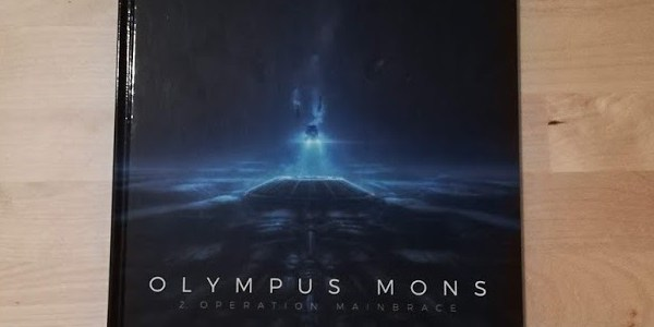 Olympus Mons Band 2/3 +Rezension+